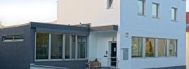 Institut-Eingang